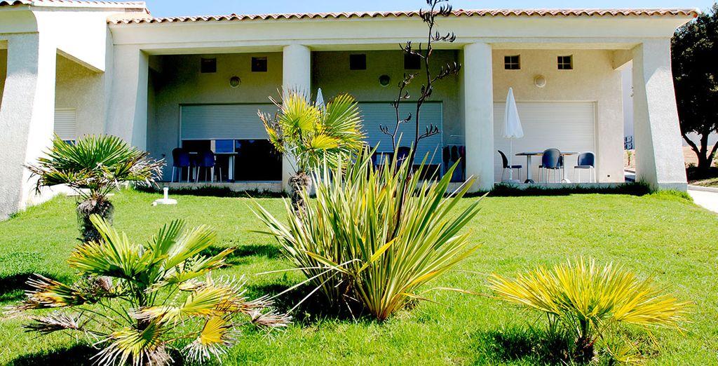 Il Residence Bella Vista è pronto ad accogliervi