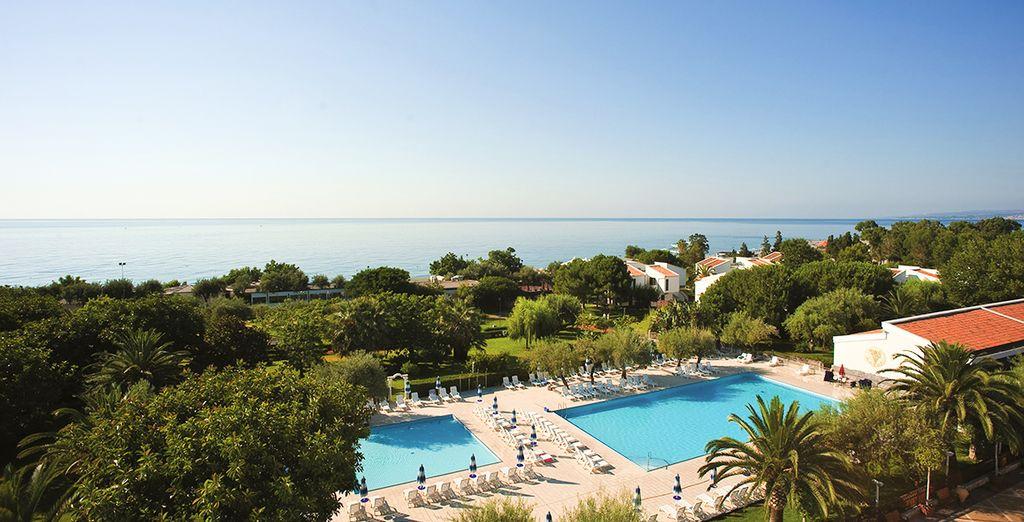 Scoprite un bellissimo resort 4*