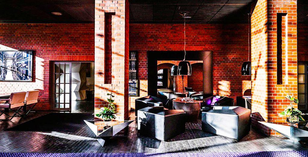 Vi piacerebbe trascorrere un weekend in un hotel di design?