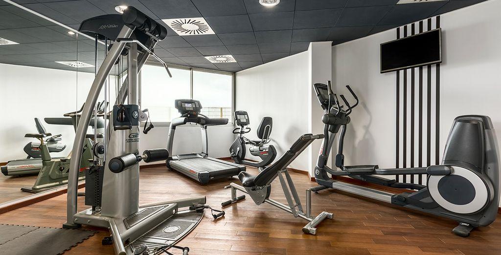 Mantenetevi in forma grazie al centro fitness