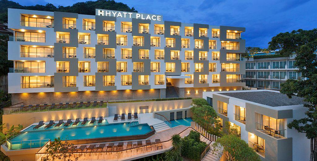 Presso Hyatt Place Patong 4*