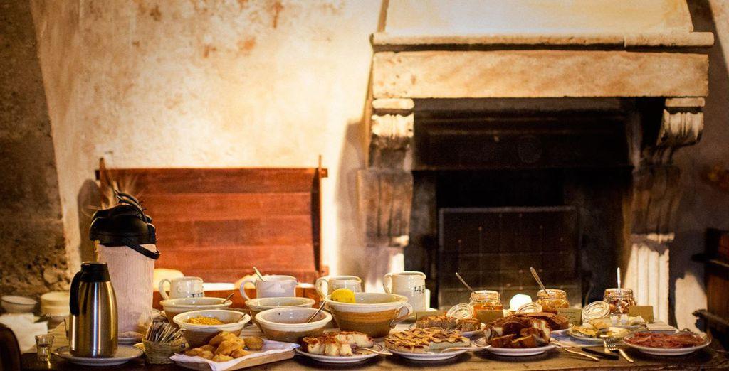 Iniziate la giornata al meglio con una ricca colazione