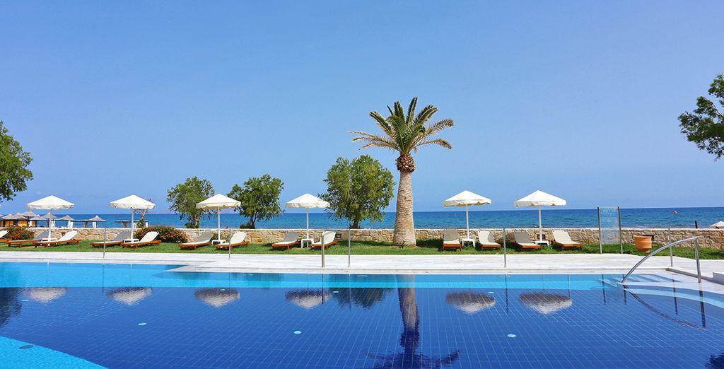 Partite per un soggiorno a 4* sull'isola di Creta