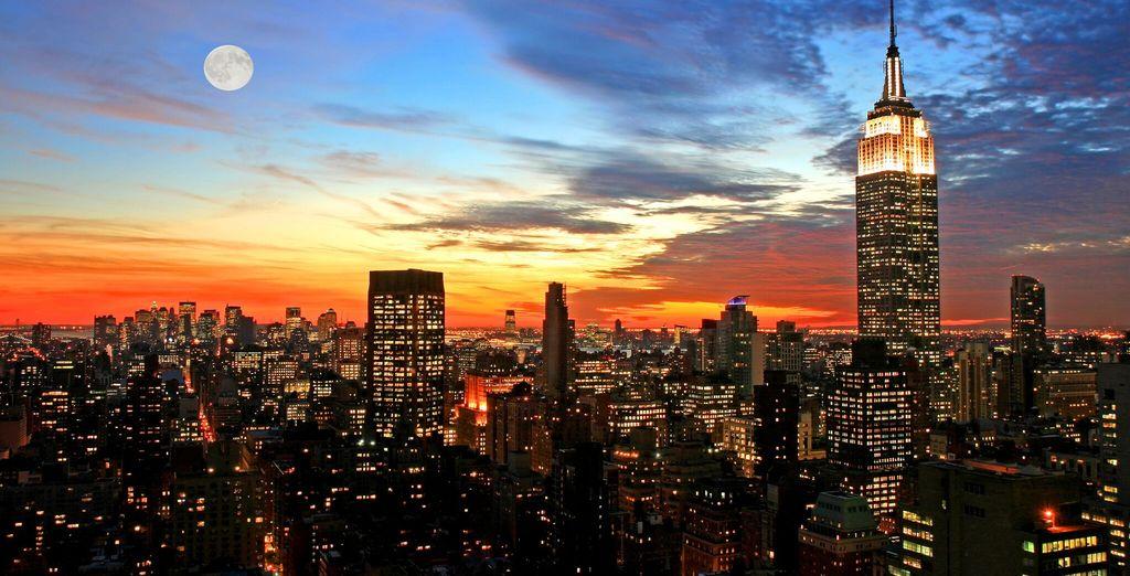 Partite alla scoperta di New York