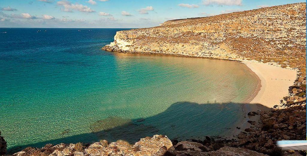 Partite per una meravigliosa vacanza a Lampedusa