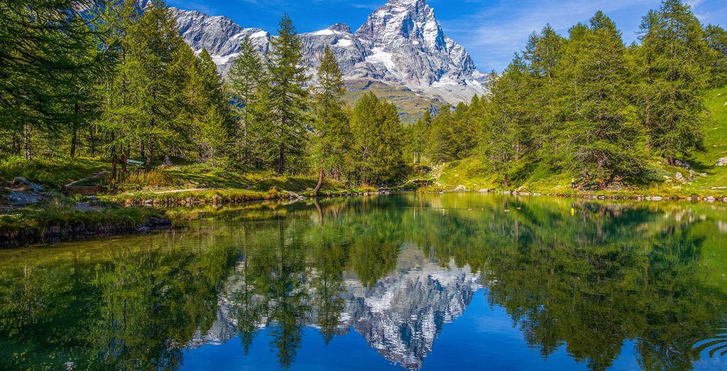 D'estate potrete fare bellissime escursioni.