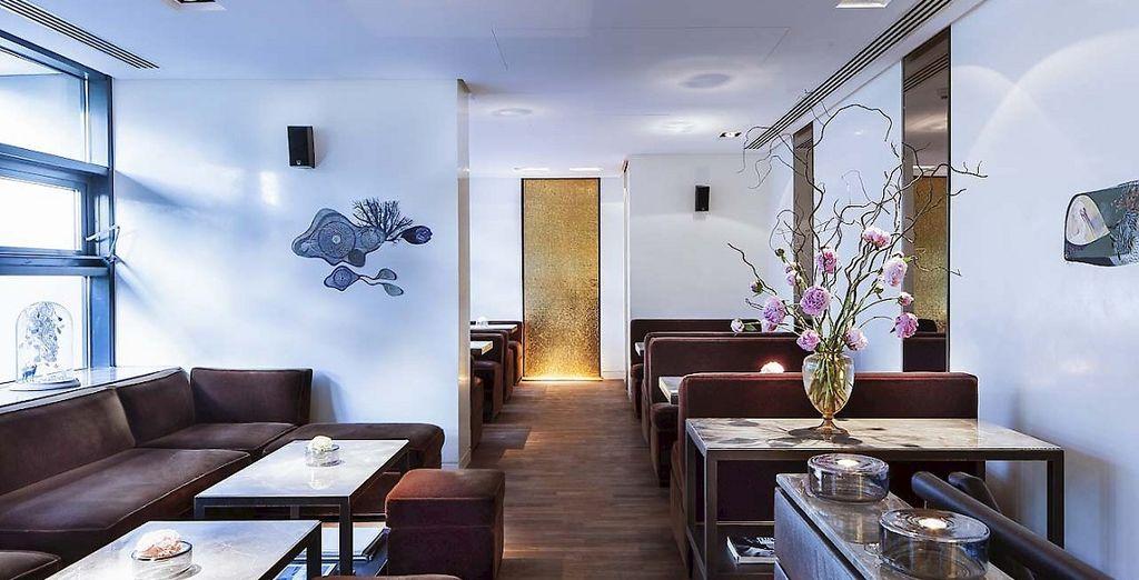 che offre deliziosi piatti in un ambiente informale e tranquillo