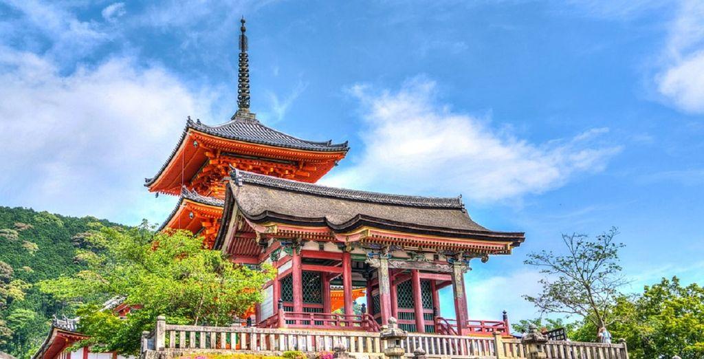 Oppure il tempio Sensoji