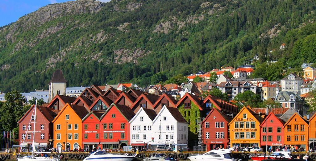 Tour fiordi e danimarca voyage priv fino a 70 for Case in vendita norvegia