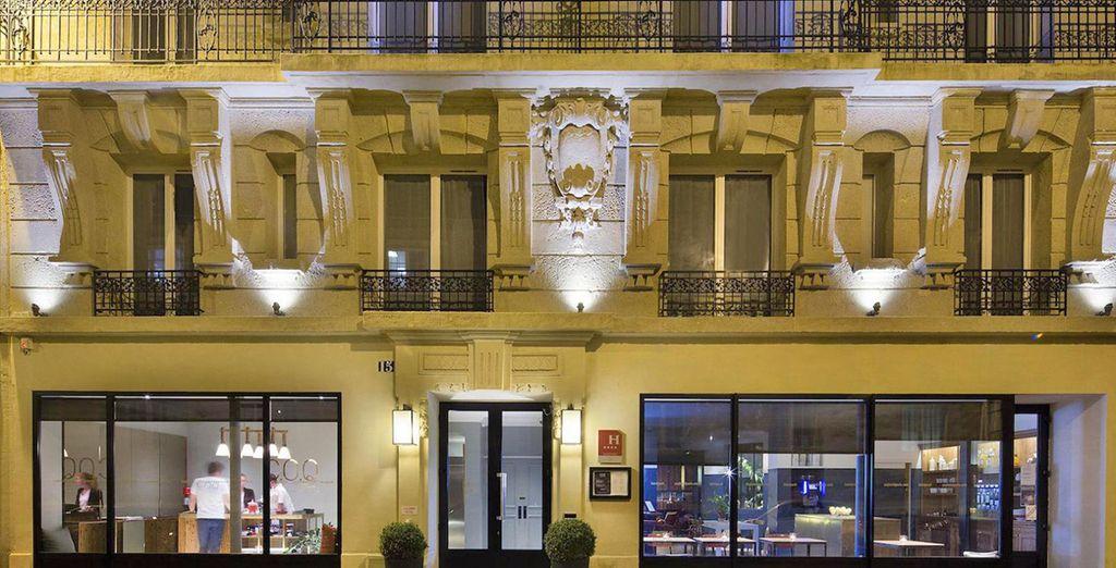 Il C.O.Q Paris Hotel è pronto a darvi il benvenuto