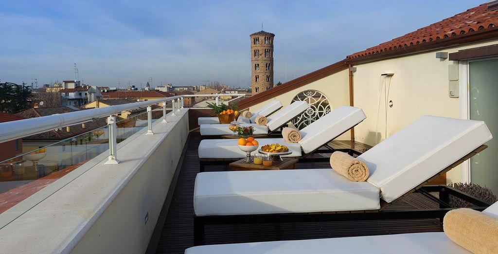 Hotel Palazzo Bezzi 4* a Ravenna