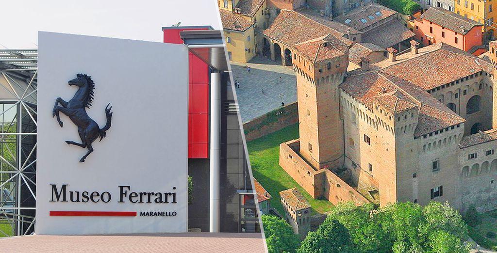 Hotel La Cartiera 4*S - Speciale Museo Ferrari
