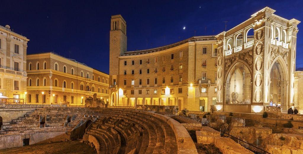 Lecce e le sue meraviglie vi attendono