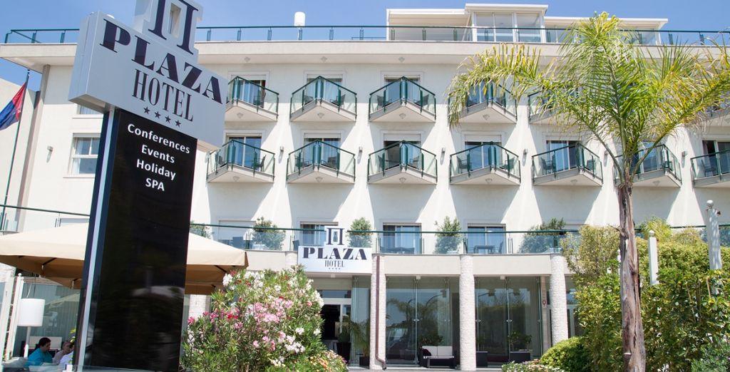 Plaza Hotel Catania 4* -Catania
