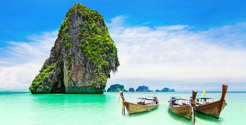 Bangkok, Tour del Nord e Koh Samui