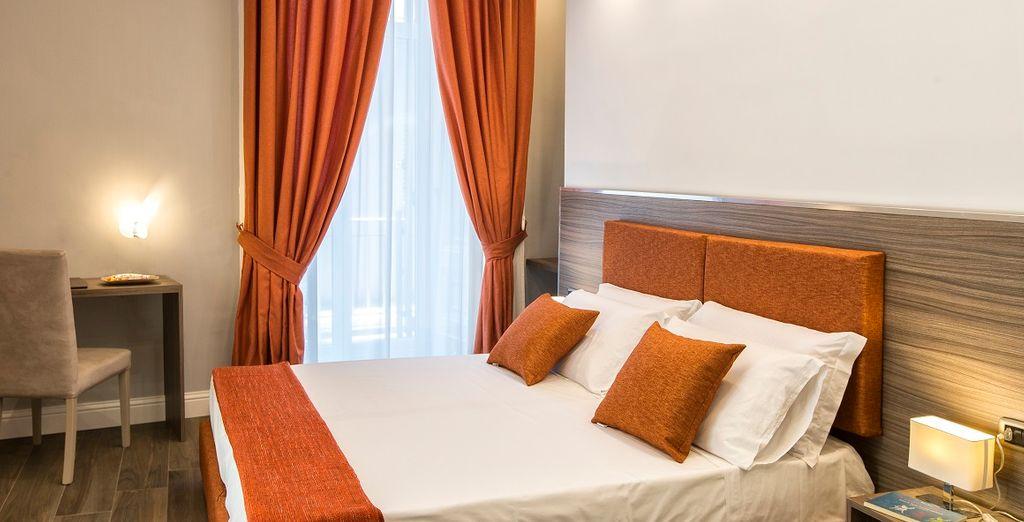 Hotel di alta gamma con tutti i comfort a Napoli, Italia