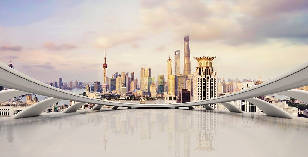 La metropoli Shanghai