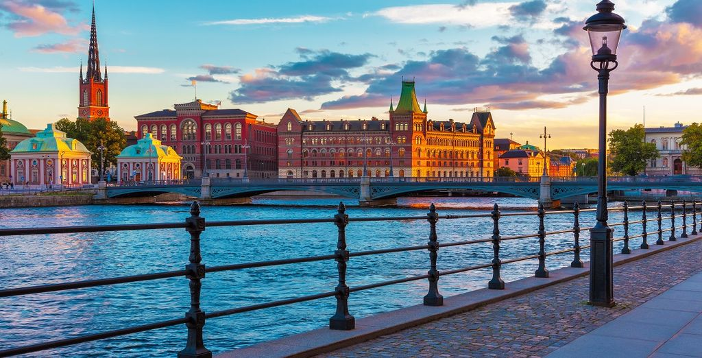 Benvenuti a Stoccolma