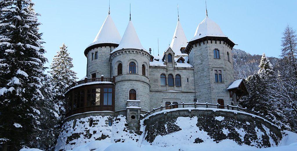 non dimenticate di scoprire anche i castelli unici della zona