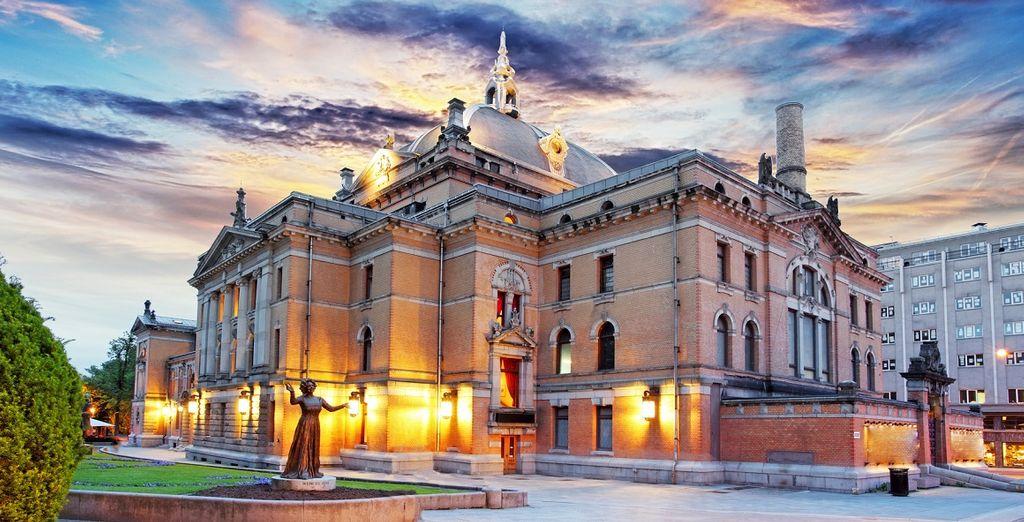 Capitale della Norvegia e ricca di musei e storia