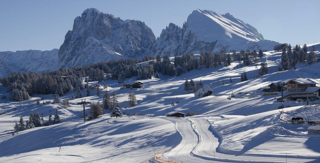 offerte di sci a Corvara in Badia
