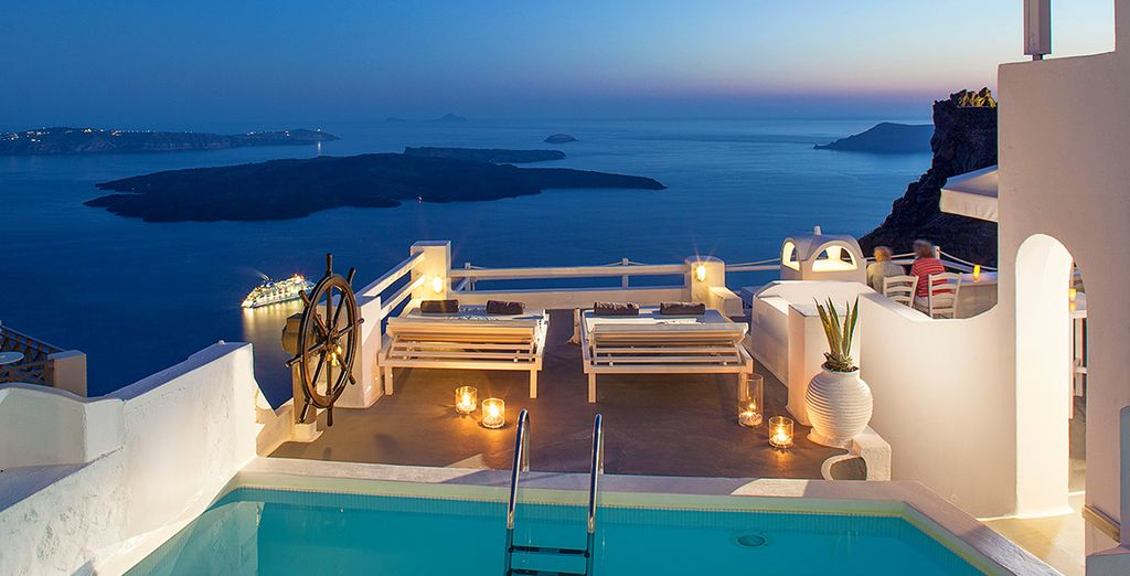 Regalatevi un magico e romantico soggiorno