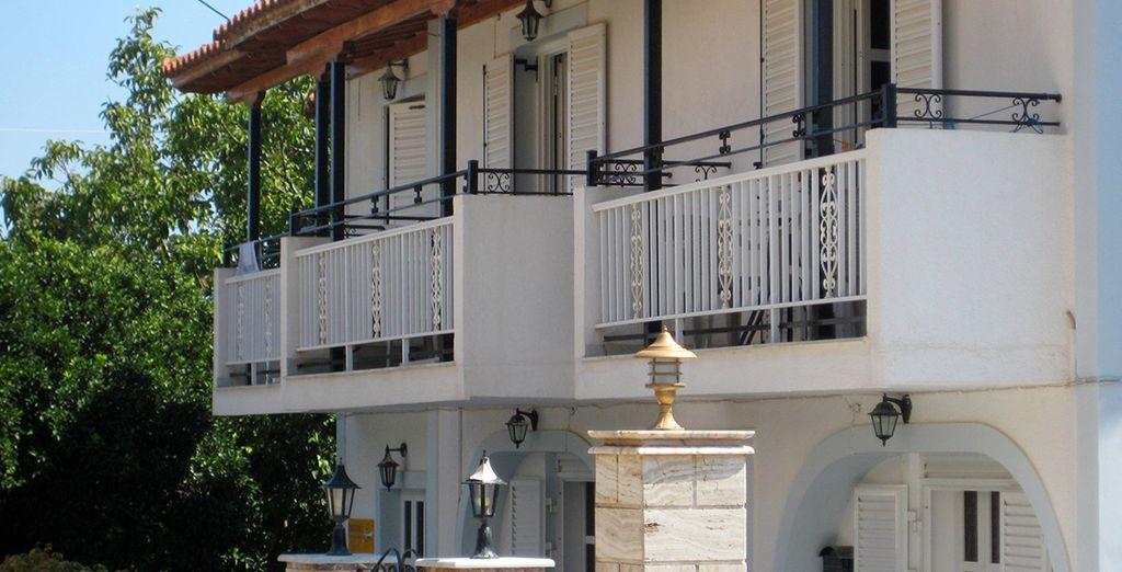 Residence Villa Dizis - pacchetti vacanze