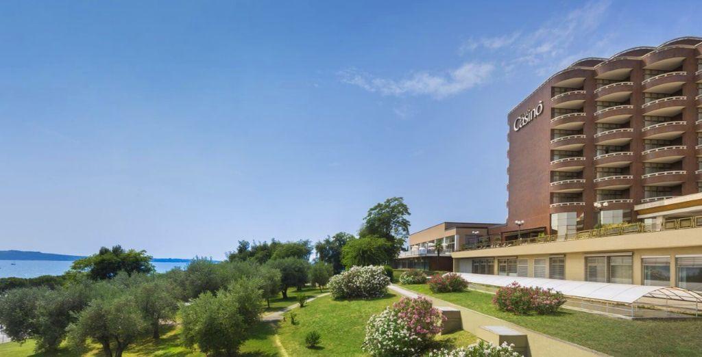 che ospita nelle sue struttura il famoso Grand Casinò Portorož, la casa da gioco di più lunga tradizione in Slovenia