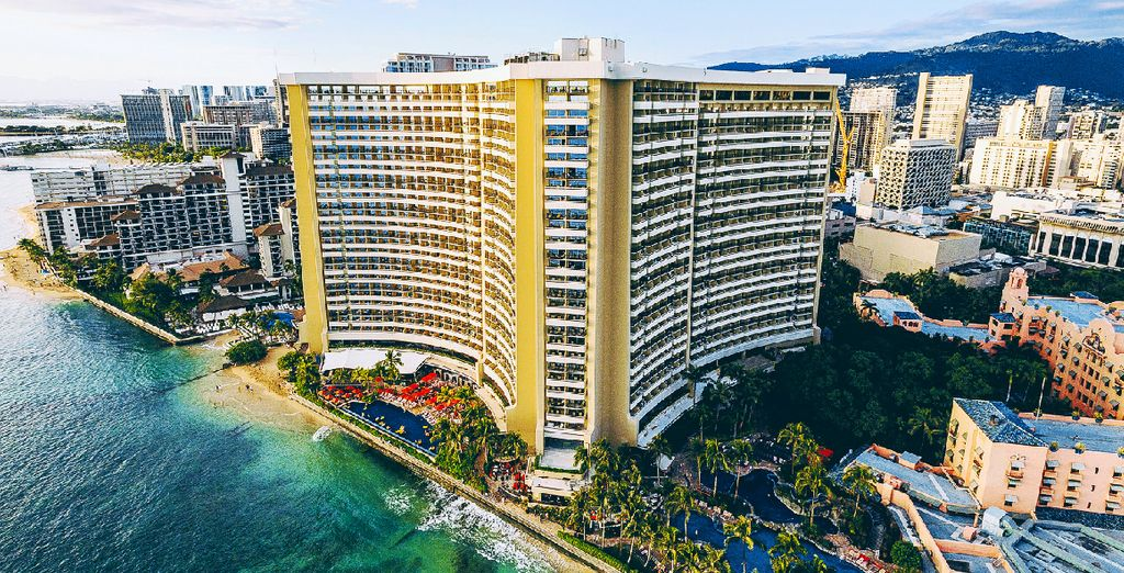 Sheraton Waikiki Hotel 4* - pacchetti vacanze