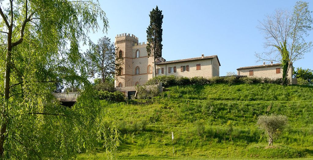 Castello Montegiove Country House  4*