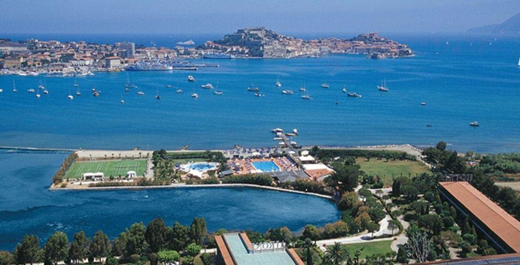Isola D Elba Hotel Airone