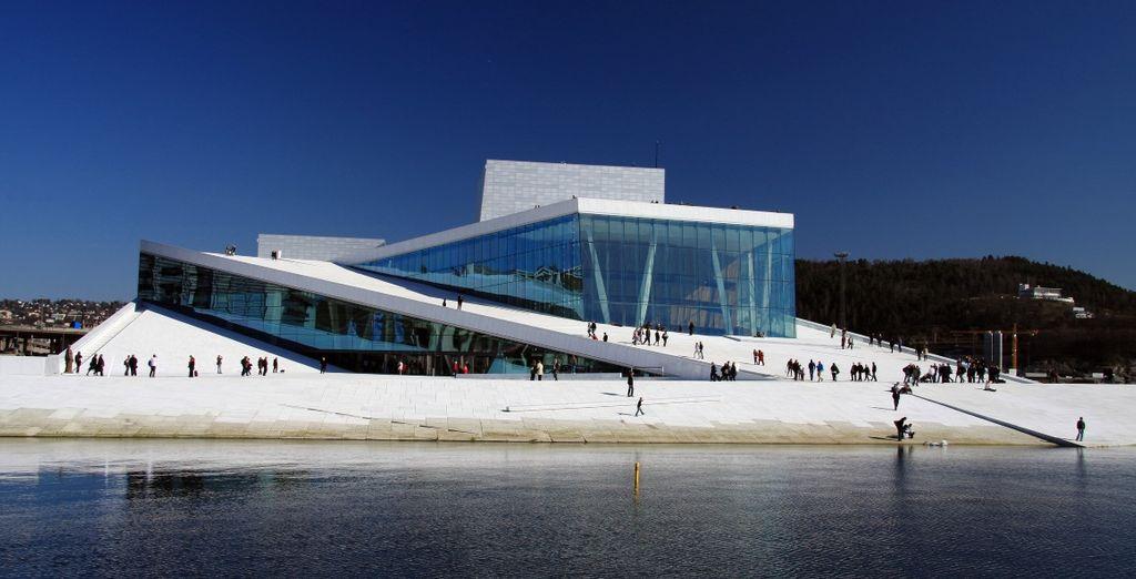 Il famoso Teatro dell'Opera