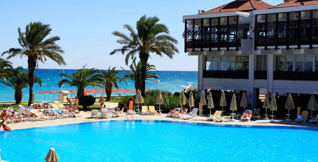 lasciatevi conquistare dal vostro esclusivo Beach Resort