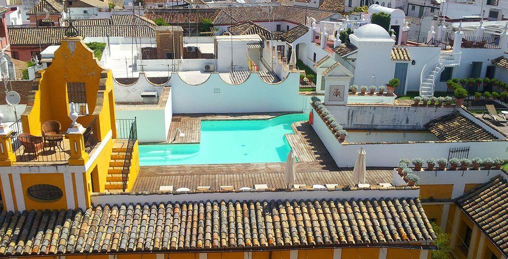 Un hotel 4* dal fascino unico nel cuore di Siviglia