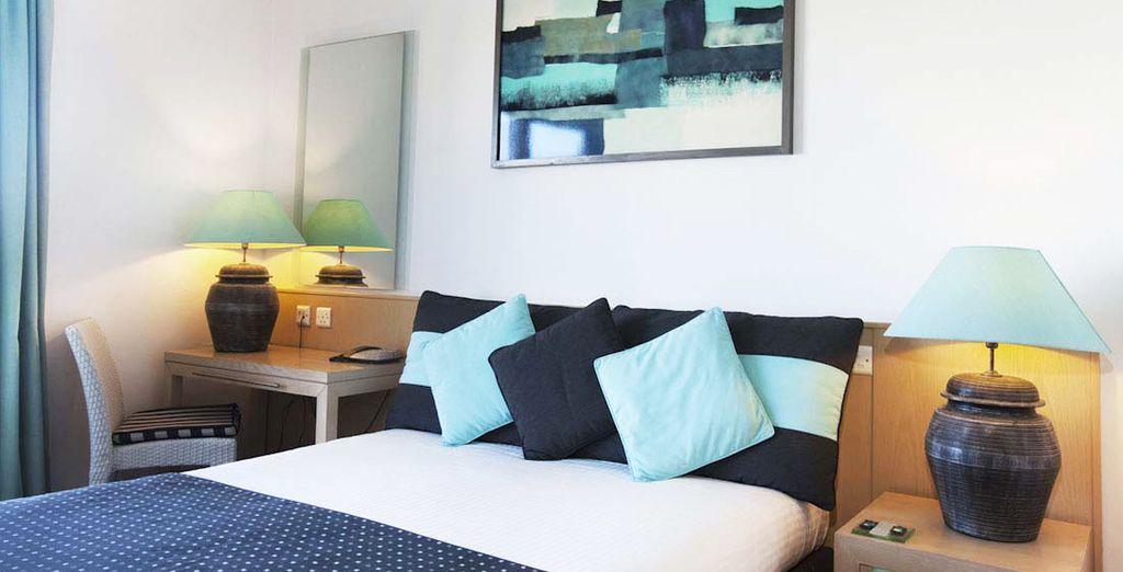 La vostra confortevole camera Standard