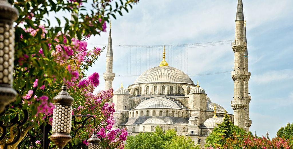 Istanbul, fascino d'Oriente in Europa