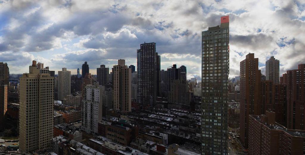Il Marmara Manhattan si trova nell'Upper East Side