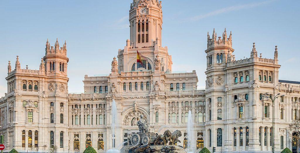 Non aspettate oltre, prenotate e partite alla scoperta della capitale spagnola