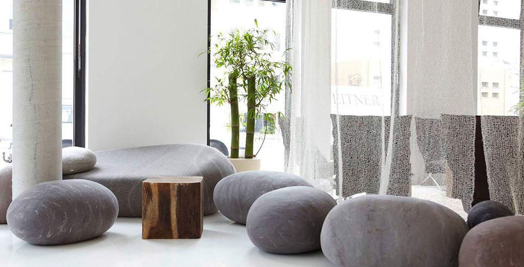Scoprite le affascinanti atmosfere zen del Bio Hotel Almodovar