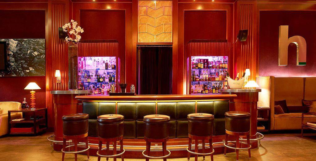 Godetevi momenti di relax presso il bar dell'hotel