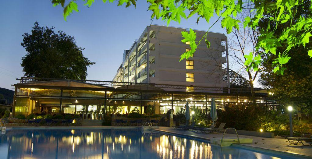 fanno dell'hotel Platamon il posto perfetto per una vacanza in famiglia