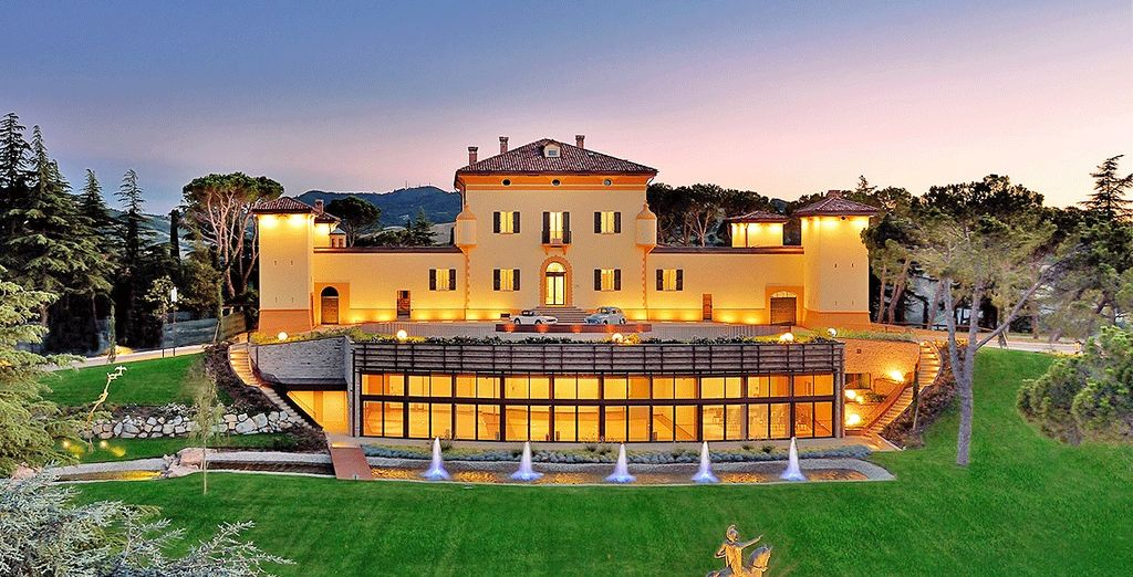 Palazzo di Varignana 4*S a Modena