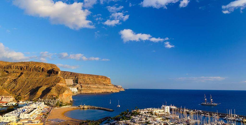Benvenuti a Gran Canaria