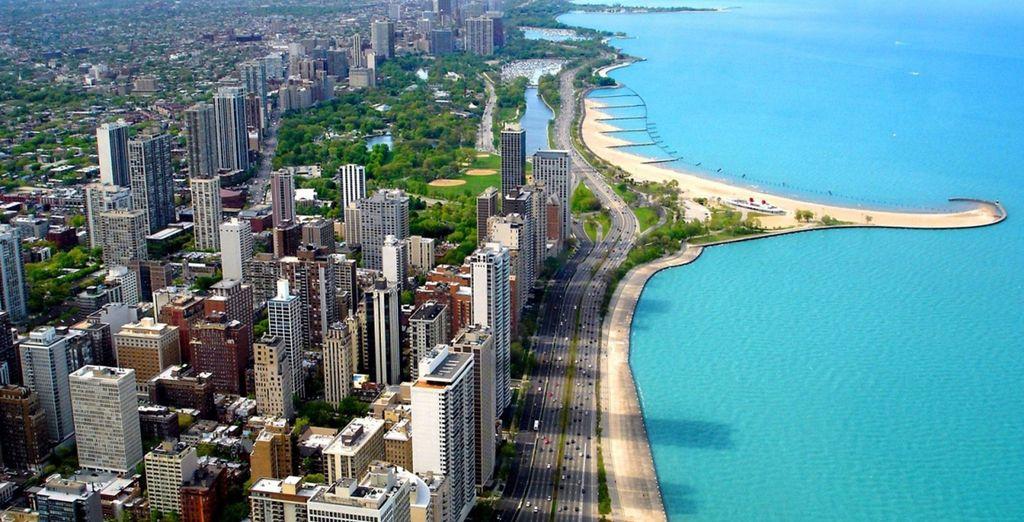 Soggiornerete nella città di Miami