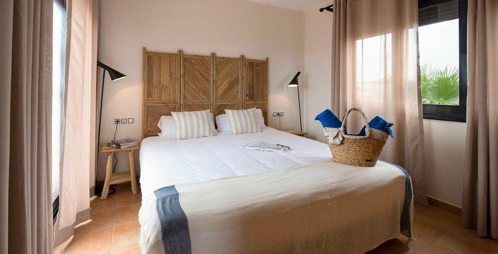 Soggiornate nella confortevole Villa Suite VIP