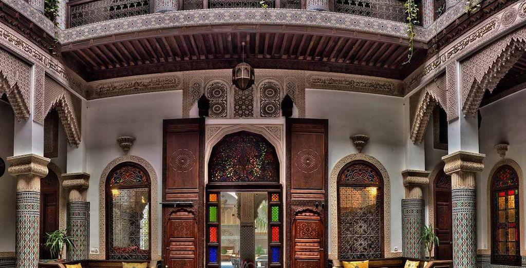 dove provare l'ospitalità marocchina