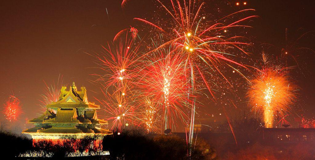 Partite per la Cina per un Capodanno d'eccezione!