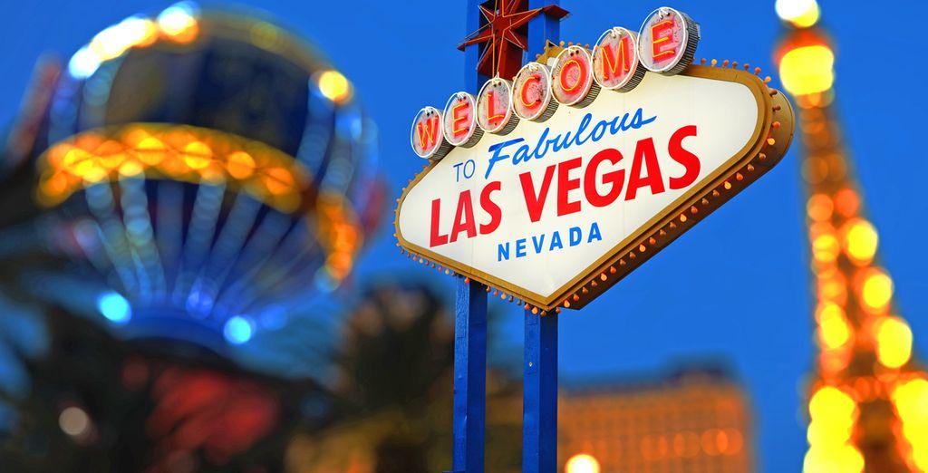 Volerete poi a Las Vegas