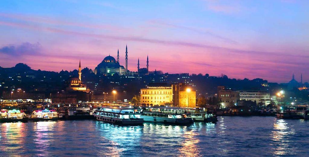 Magica città tra Oriente e Occidente