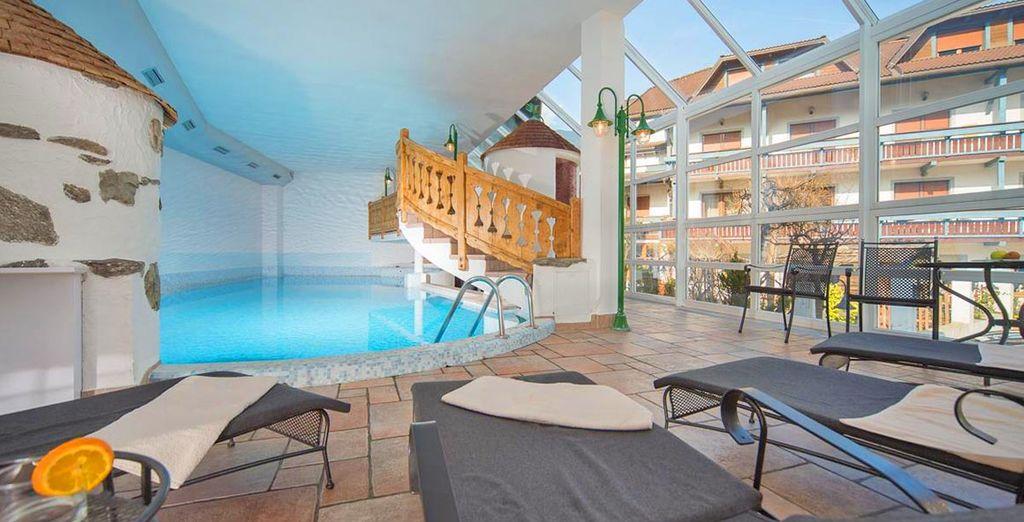 Partite per un soggiorno benessere in Alto Adige